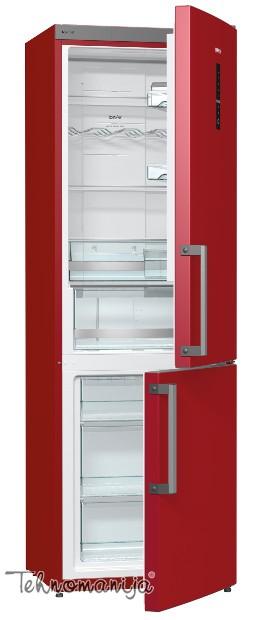 Gorenje kombinovani frižider NRK6192MR
