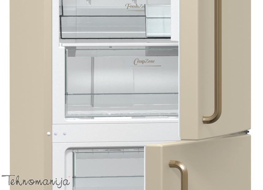 GORENJE Kombinovani frižider NRK621CLI, No Frost Plus