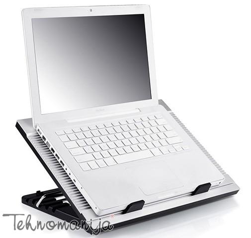 DEEP COOL Postolje za laptop N9, Sivo