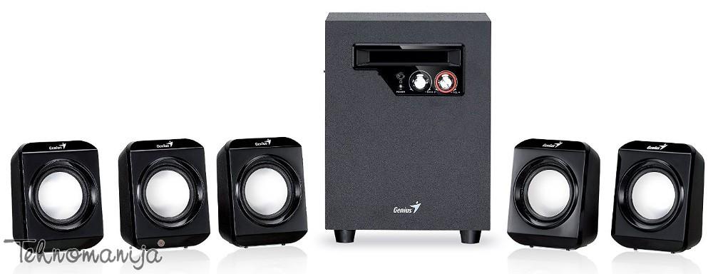 Genius zvučnici za kompjuter SW-5.1 1020