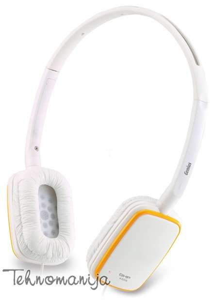 GENIUS Slušalice GHP-420S WHITE