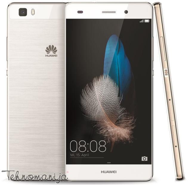 Huawei smart mobilni telefoni P8lite SS WHITE