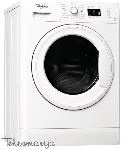 Whirlpool mašina za pranje i sušenje veša WWDE 7512
