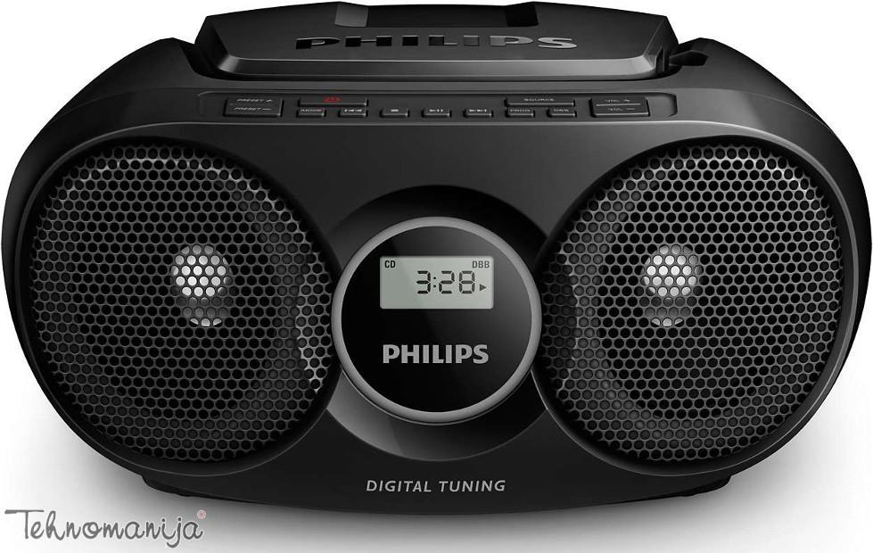 PHILIPS Radio kasetofon AZ 215B 12