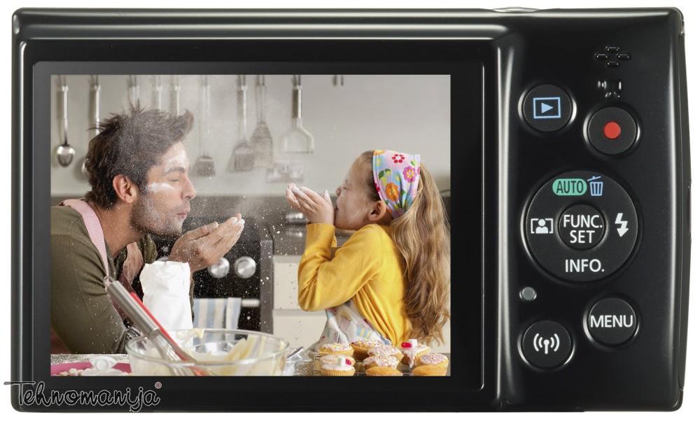 Canon fotoaparat IXUS 180 BLACK