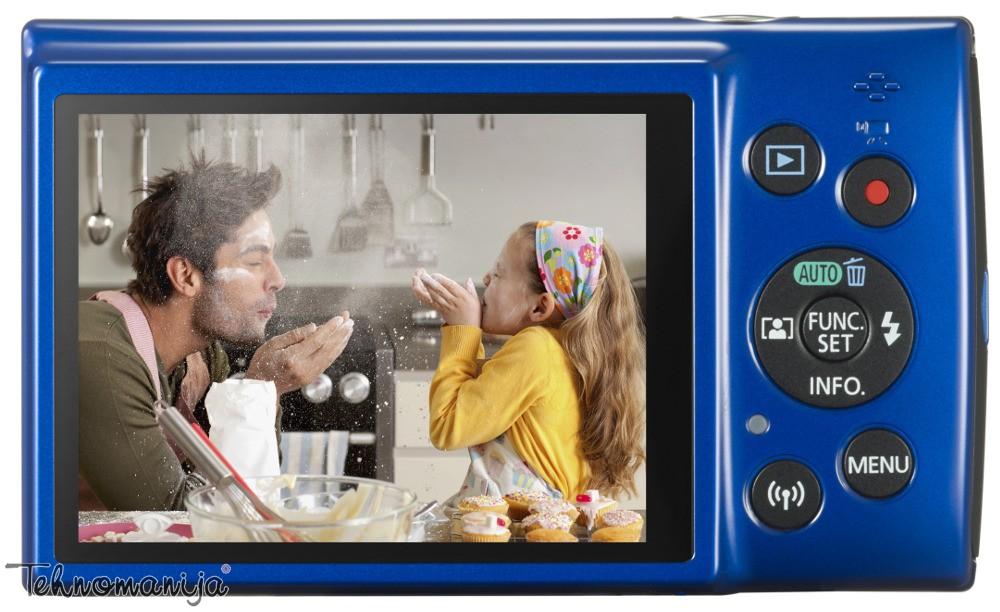 Canon fotoaparat IXUS 180 BLUE