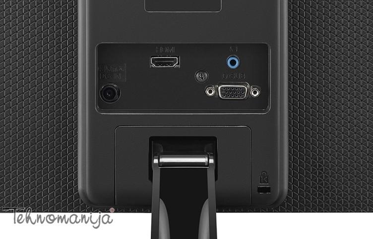 "LG 22"" monitor LED LCD 22M47VQ P"
