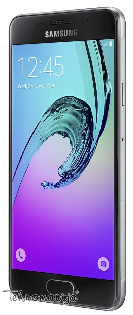 Samsung smart mobilni telefon Galaxy A3 A310 BLACK