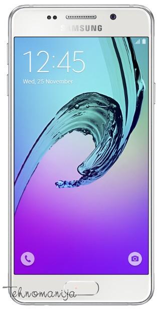 Samsung smart mobilni telefon Galaxy A3 A310 WHITE