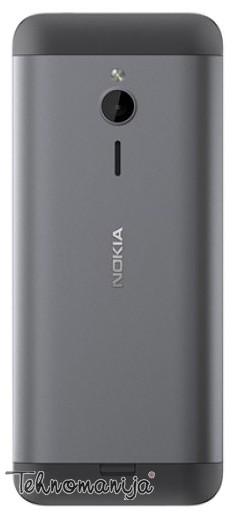 Nokia mobilni telefon N230 DS DARK SILVER