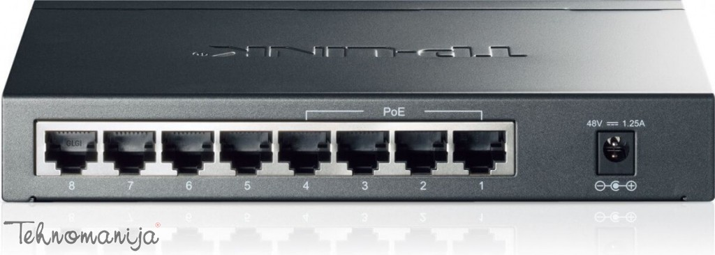 Tp link switch TL SG1008P