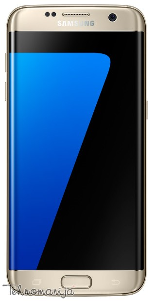 """SAMSUNG Mobilni telefon G935 S7EDGE 32GB GD 5.5"""", 4GB, 5 Mpix"""