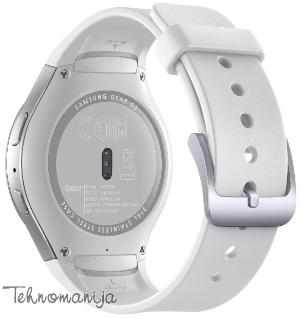 SAMSUNG Smart sat R720 GEAR S WHITE