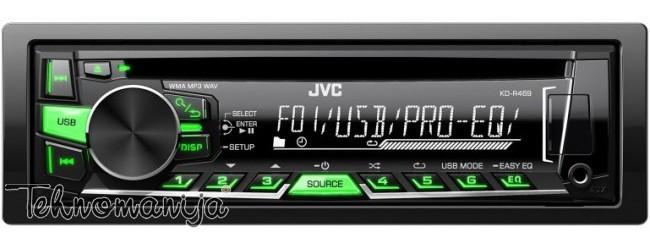 JVC autoradio KD-R469EY
