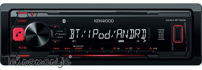 KENWOOD autoradio KMM-BT302