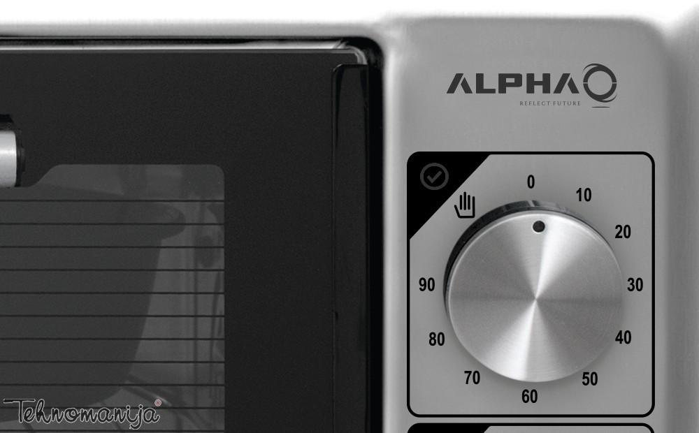 Alpha mini pećnica AO 42MTM650