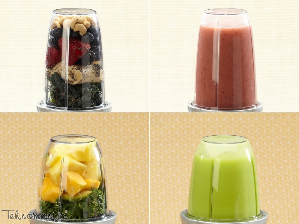 Delimano blender NUTRIBULLET FAMILY