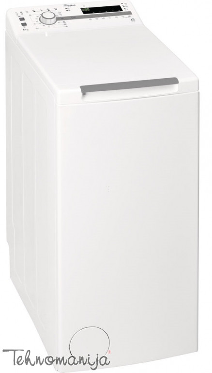WHIRLPOOL Mašina za pranje veša TDLR 60110
