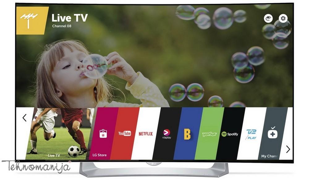 "LG Televizor OLED 55EG910V, 55"""