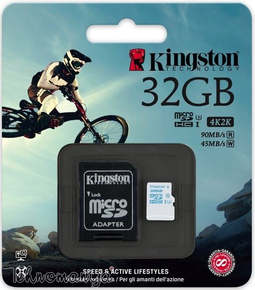 KINGSTON Memorijska kartica SDCAC 32GB