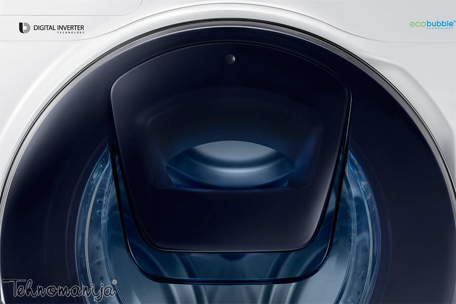 SAMSUNG Mašina za pranje veša WW 80K7415OW