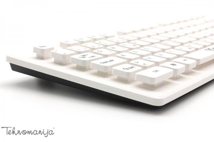S box tastatura K 16 W