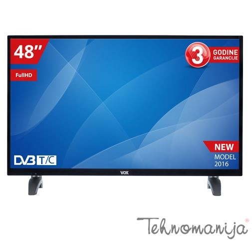 Vox televizor LED 48YB450