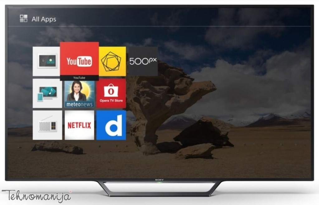 SONY SMART Televizor KDL 48WD650BAEP LED, 48""
