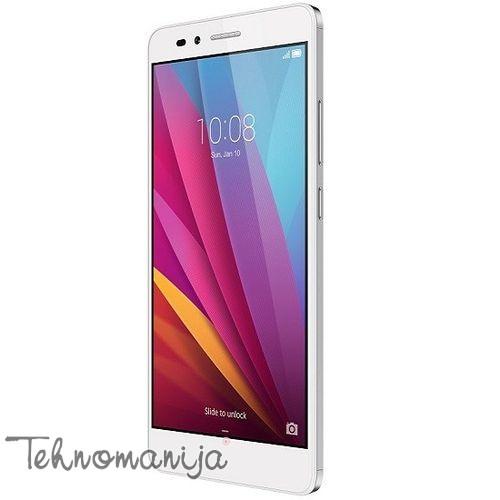 "HUAWEI Mobilni telefon HONOR 5X SILVER, 5.5"", 2GB, 13 Mpix"