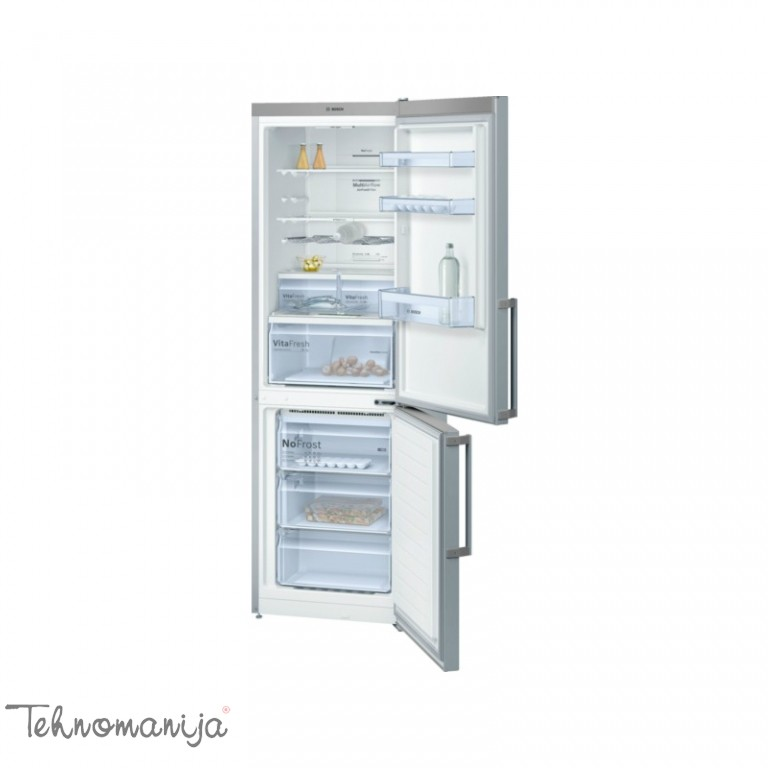 BOSCH Kombinovani frižider KGN 36XL35, No Frost