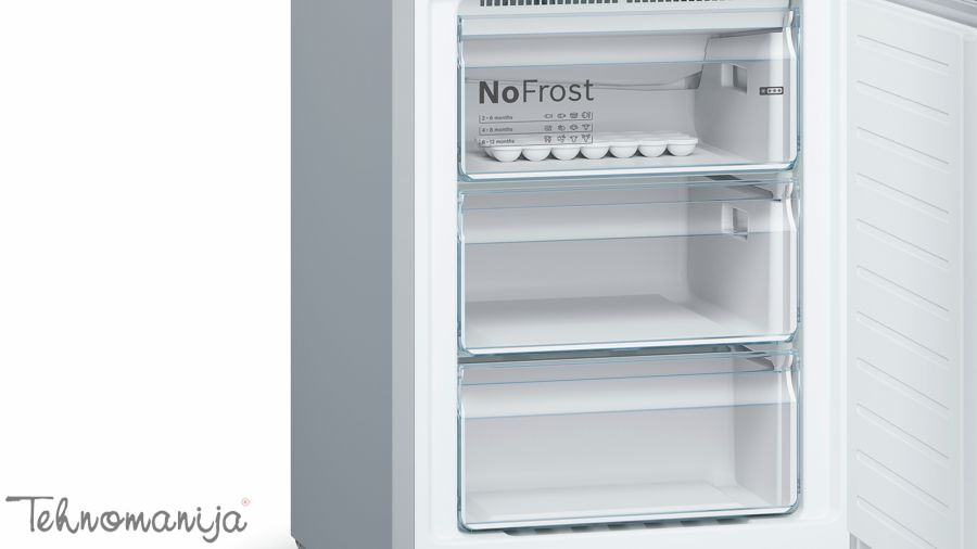 BOSCH Kombinovani frižider KGN 39VL35, No Frost