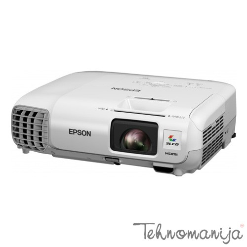 Epson projektor EB X27