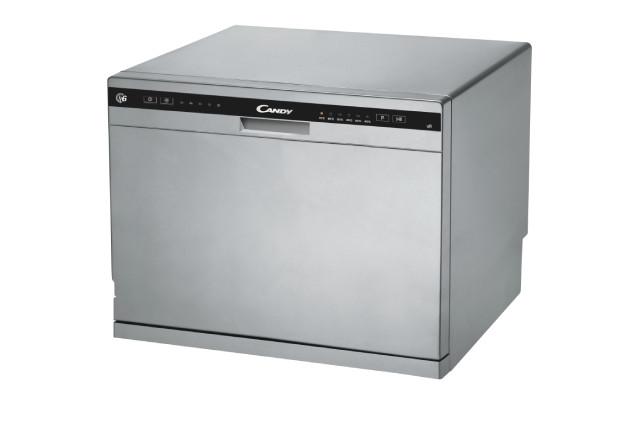 CANDY Mašina za pranje sudova CDCP 6S, Stona