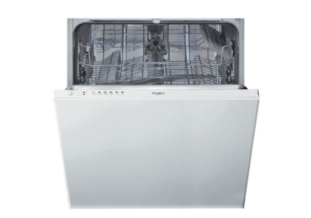 WHIRLPOOL Mašina za pranje sudova WIE 2B19, Ugradna