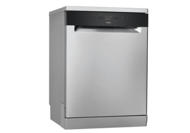 WHIRLPOOL Mašina za pranje sudova WFE 2B19 X, Samostojeća