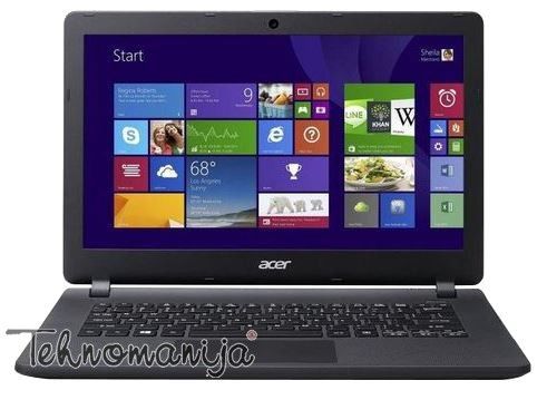 Acer aspire notebook ES1 311 C3TN