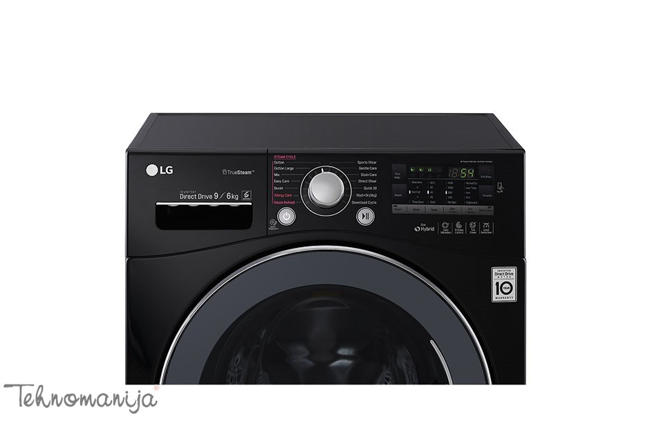 LG Mašina za pranje i sušenje veša FH 4A8FDH8N