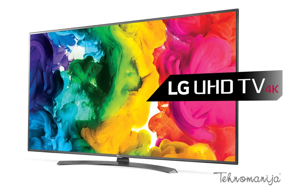"LG Televizor 43UH661V, 43"", LED"