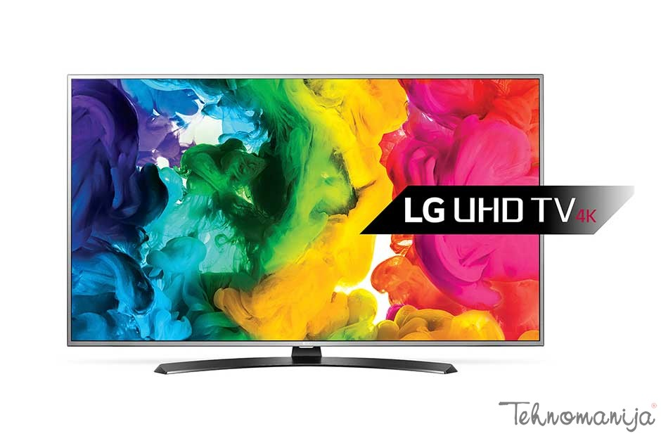 LG televizor LCD 43UH668V
