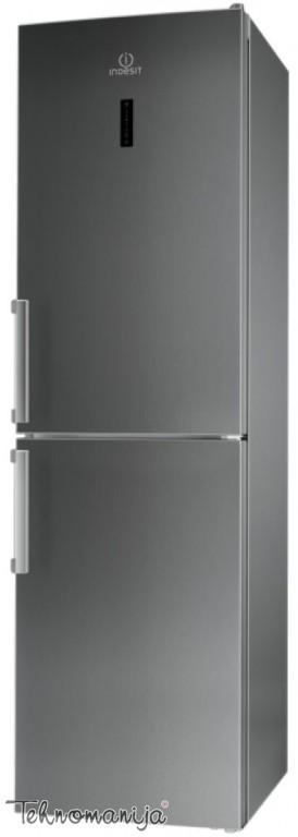 Indesit kombinovani frižider XI9 T1O X H