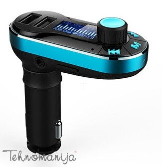 X WAVE mp3 adapter BT66 BLUE