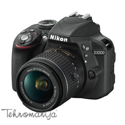 NIKON Foto aparat D3300 1855MM AF P VR