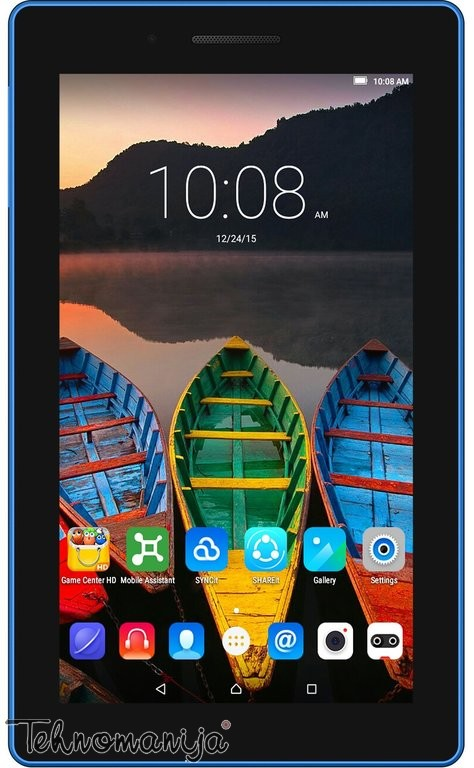 Lenovo tablet pc TB3 ZA0S0006BG