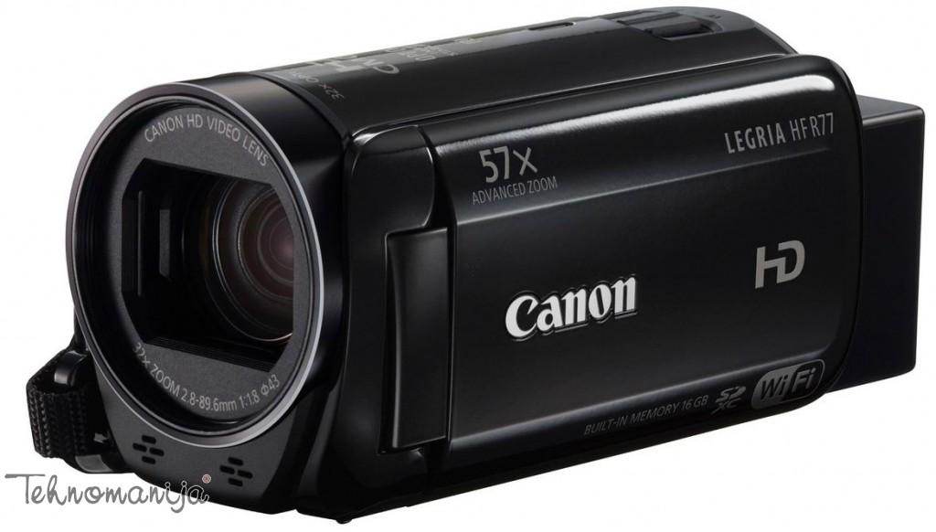 Canon kamera HFR 77 KIT