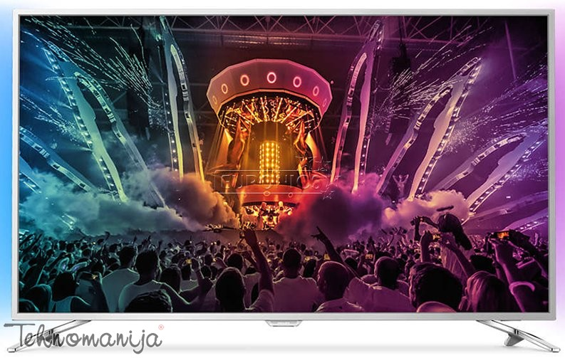 PHILIPS televizor lcd 49PUS6501 12