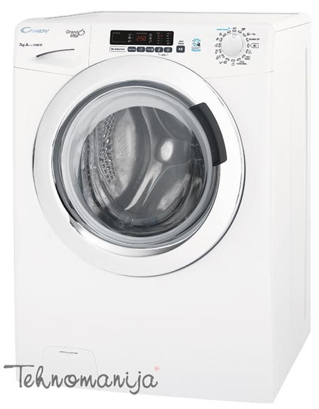 CANDY Mašina za pranje veša GVS4 117 DC3 2 SLIM