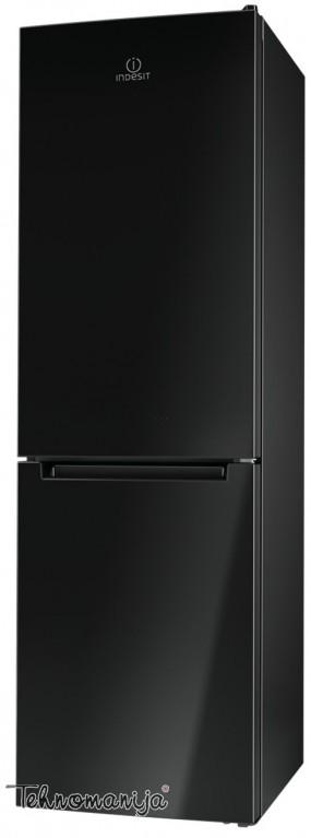 INDESIT Kombinovani frižider  LI8 FF2 K, No Frost