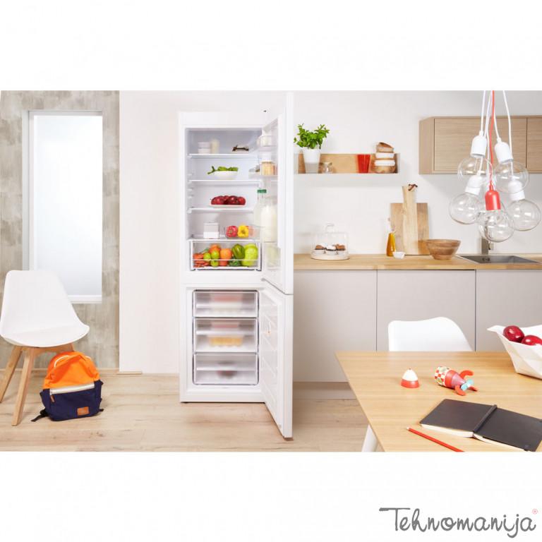 INDESIT Kombinovani frižider LR6 S2 W, Low Frost