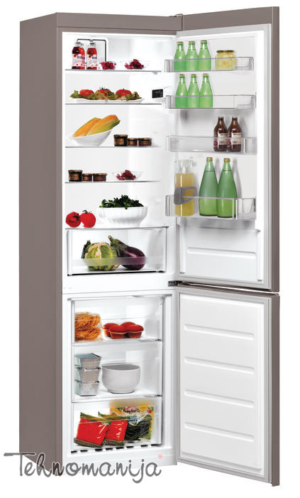 INDESIT Kombinovani frižider  LR9 S1Q F X, Low Frost