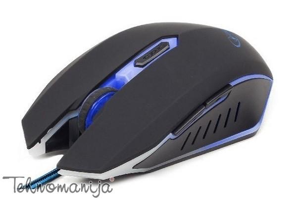 GEMBIRD Gejmerski žični miš MUSG 001 B